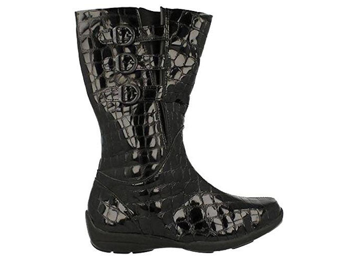 Womens Wide Fit DB Sydney Boots