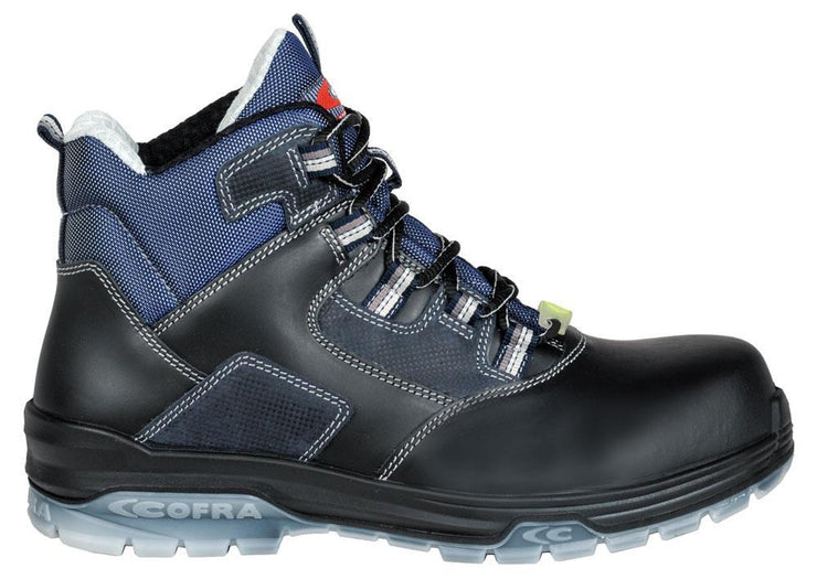 Womens Wide Fit Cofra FUNK Safety Boots