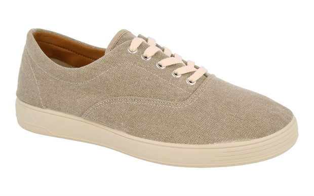 Mens Wide Fit DB Harry Canvas Shoes