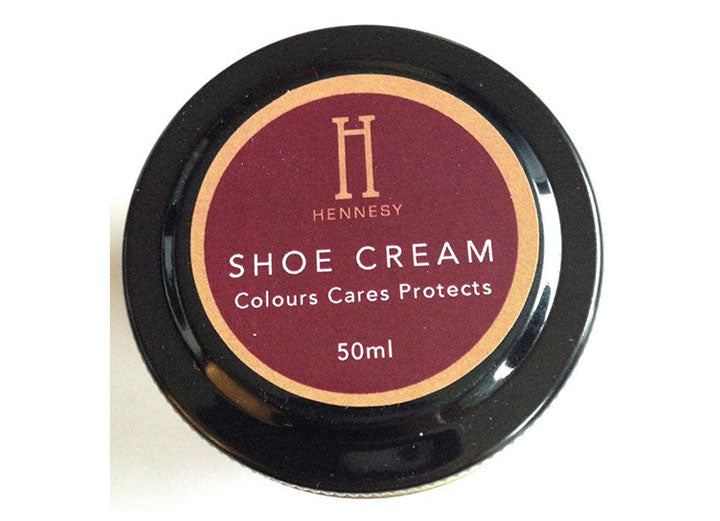 Hennesy Shoe Cream