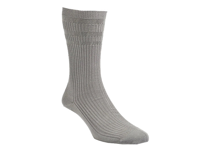 Extra Wide Fit HJ191 Softop Cotton Socks