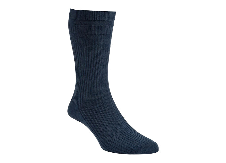 Extra Wide Fit HJ Hall HJ191 Softop Cotton Socks