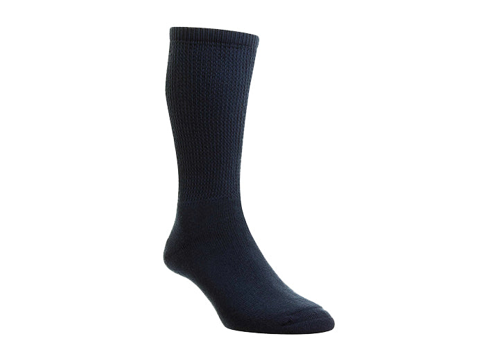 Wide Fit HJ1351 Diabetic Cotton Socks