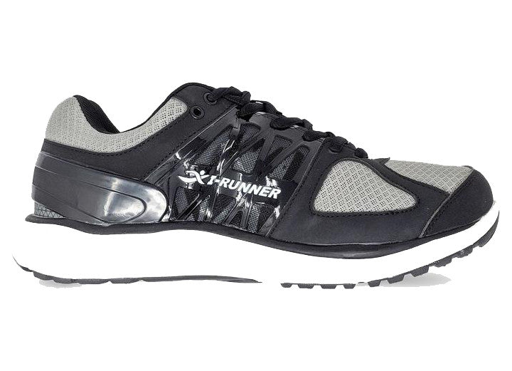 Mens Wide Fit I-Runner Chaplin Trainers