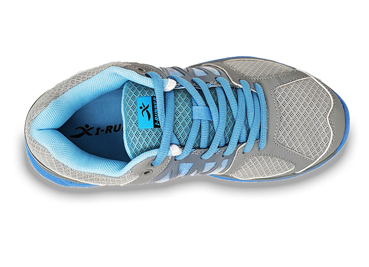 Womens Wide Fit I-Runner Eliza Trainers