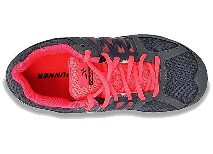 Womens Wide Fit I-Runner Maria Trainers