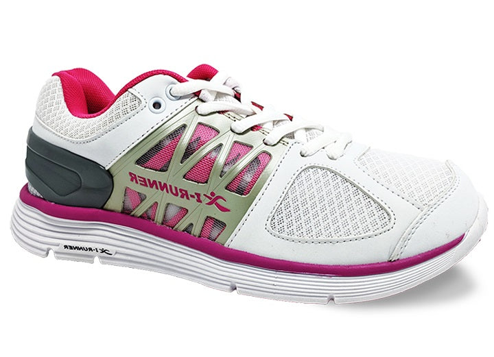 Womens Wide Fit I-Runner Trainers