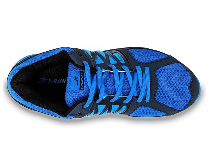 Mens Wide Fit I-Runner Noble Trainers