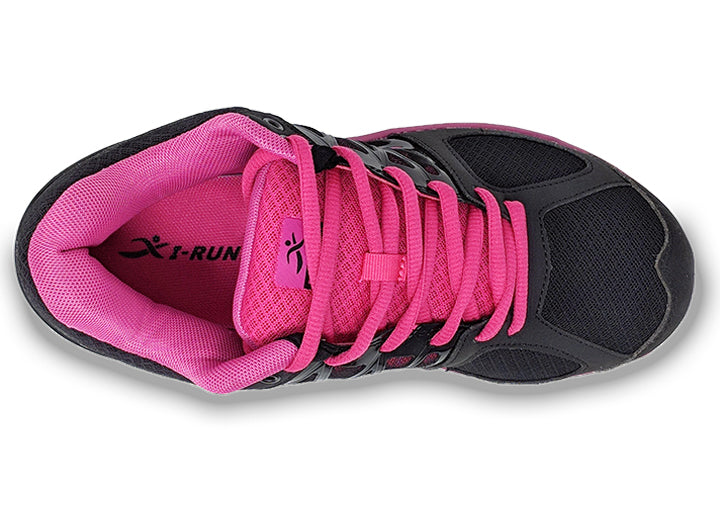 Womens Wide Fit I-Runner Sophia Trainers