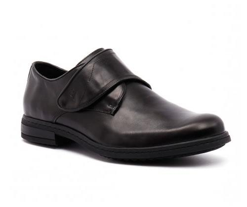 Men's Wide Fit Josef Seibel Kevin Black |collection_image