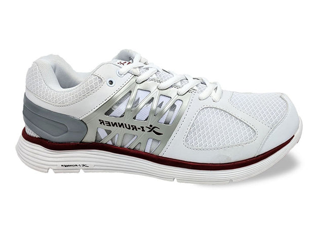 Men's Wide Fit I-Runner Lace Up Trainers
