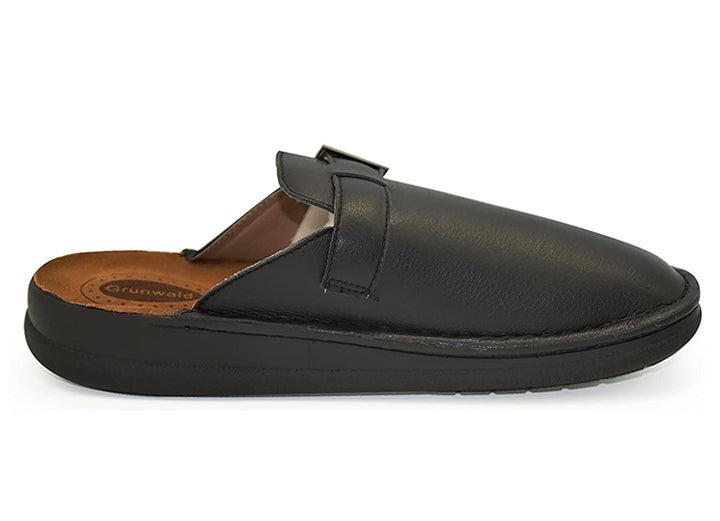 Mens Wide Fit Grunwald F-802 Mule