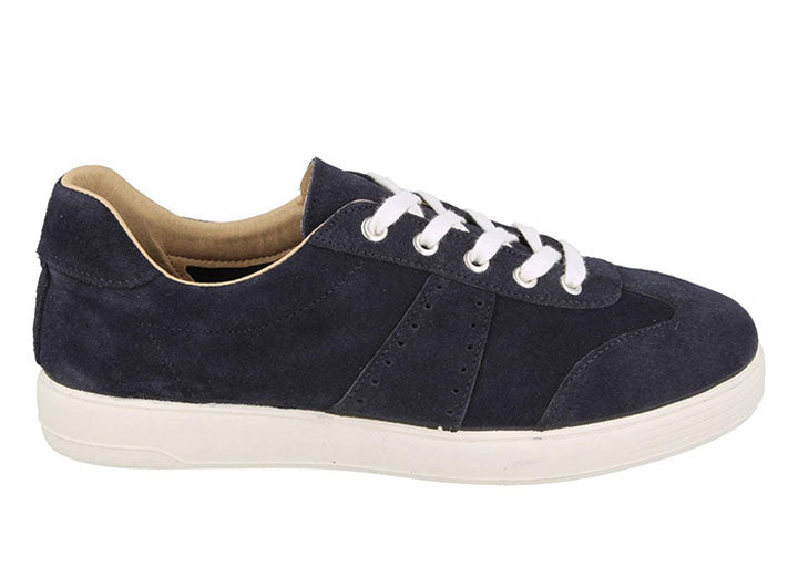 Mens Wide Fit DB Dale Canvas
