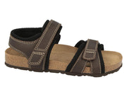 Mens Wide Fit DB Dillan Sandals