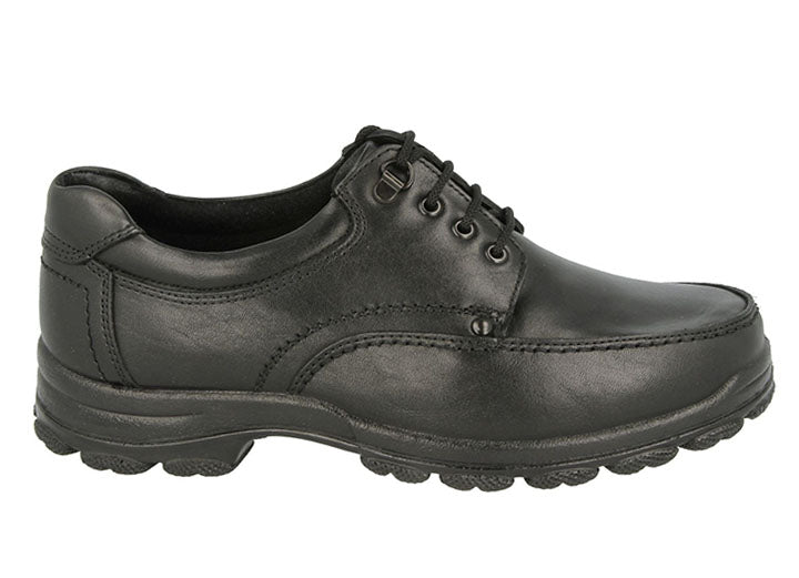Mens Wide Fit DB Hebden Shoes