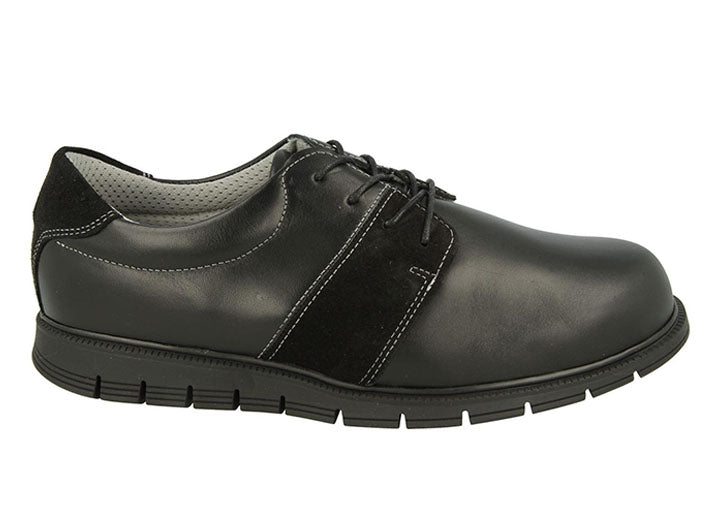 Mens Wide Fit DB LEO Shoes