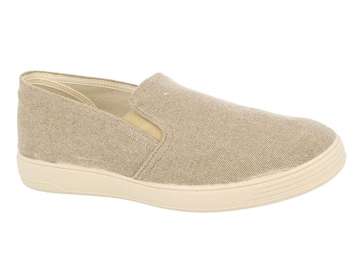 Mens Wide Fit DB Miles Canvas