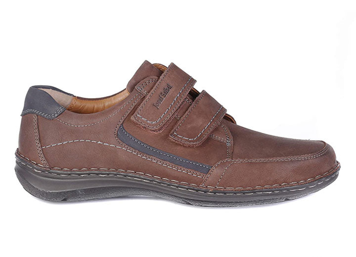 Mens Wide Fit Josef Seibel Anvers 90 Casual Shoes