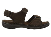 Mens Wide Fit Padders Mast Sandals