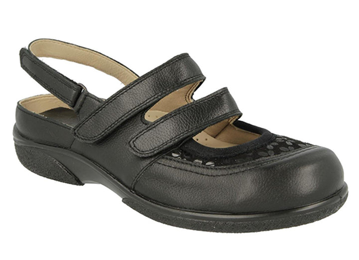 Womens Wide Fit DB Monica Shoes