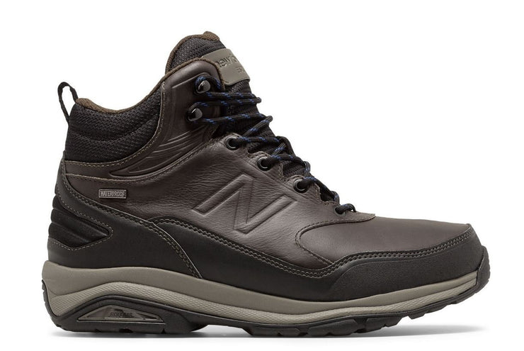 Men's Wide New Balance MW1400DB Brown Hiking Boots|collection_image