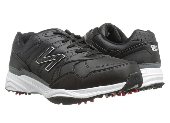 Mens Wide Fit New Balance NBG1701 Shoes - Black