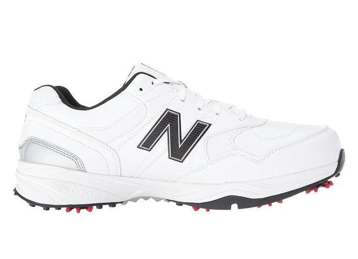 Mens Wide Fit New Balance NBG1701 Shoes -White