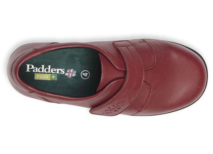 Womens Wide Fit Padders Karla Shoes