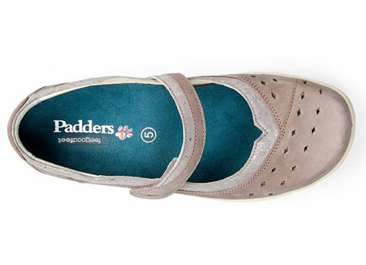 Womens Wide Fit Padders Medley Shoes