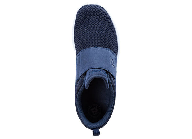 Mens Wide Propet Viator Strap Casual Shoes