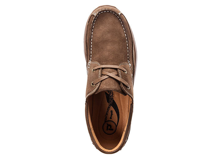 Mens Wide Fit Propet Orman Boat Shoes