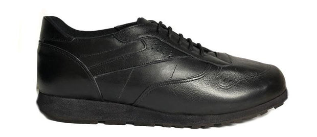 New Wide Men's 6E Trainers Black|collection_image