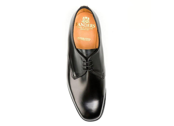 Mens Wide Fit Sanders Moffat Shoes
