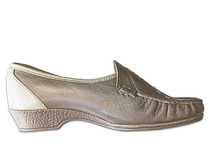 Womens Wide Fit Sandpiper Judy Shoes