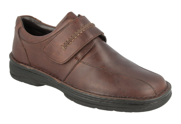 DB Gareth Mens Touch Fastening Strap On Shoes