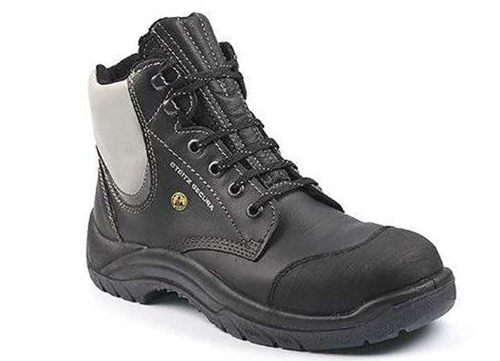 Mens Wide Fit Steitz Secura FA775 Boots