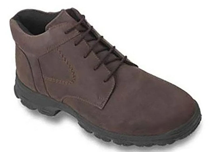 Mens Wide Fit DB Plymouth Boots