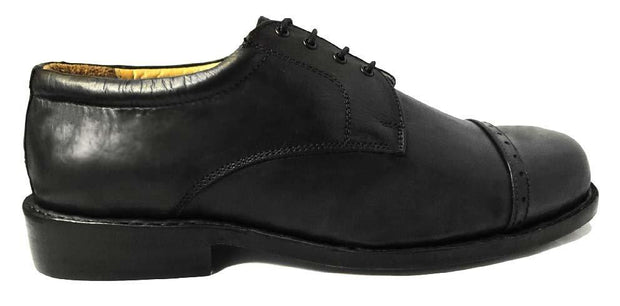 Men's Wide Fit Shoes Gibson Toe Cap Formal Shoes|collection_image