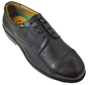 Men's Wide Fit Shoes Gibson Toe Cap Formal Shoes|product_image