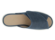 Womens Wide Fit DB Seychelles Slippers