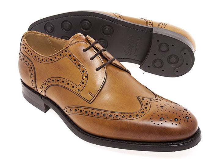 Mens Wide Fit Longworth Formal Shoes