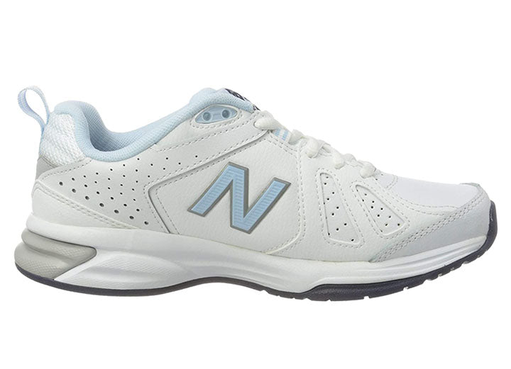 Womens Wide Fit New Balance WX624WB5 Cross Trainers