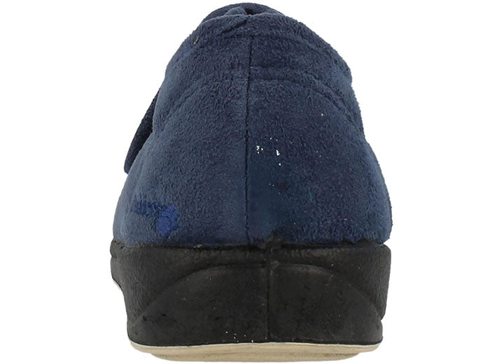 Womens Wide Fit Padders Camilla Slippers