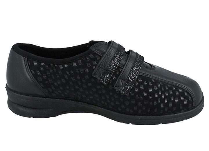 Womens Wide Fit Padders Diana Shoes