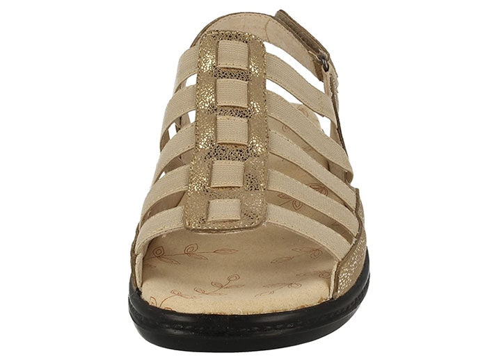 Womens Wide Fit Padders Lesley Sandals