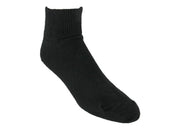 Womens Extra Wide 7400W Comfort Anklet Socks