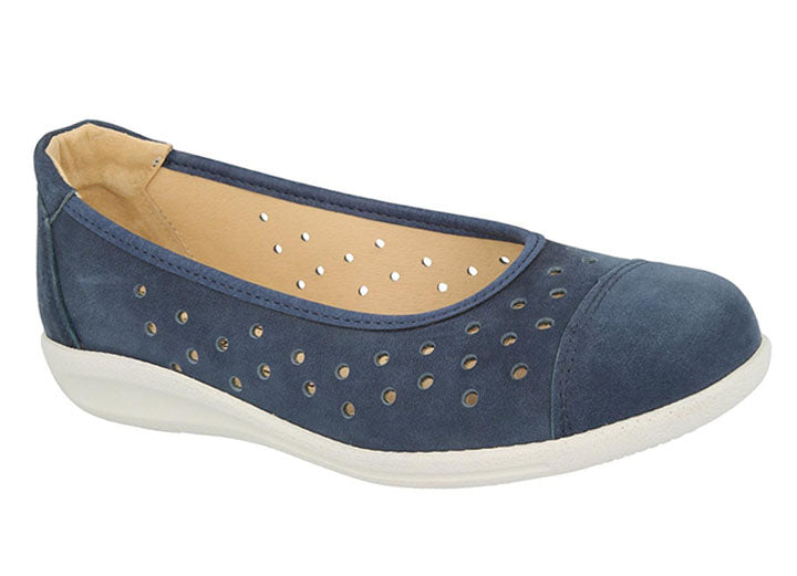 Womens Wide Fit DB Rothwell Shoes