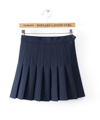 Spring-Summer High Waist Skirts - DIFFERENT COLORS