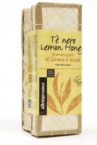 Tè nero lemon honey - Cod. 00000807