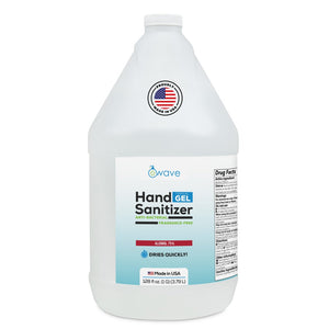 WAVE HAND SANITIZER (GEL) Gallon